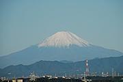 アロマテラピー教室「Natural Herb ナチュラルハーブ」アロマテラピー検定対策の専門サイト。「富士山」教室からの風景です。